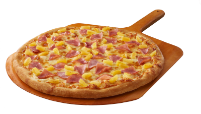 Menu Hawaiian Pizza