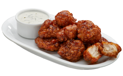 Menu Wings-Boneless