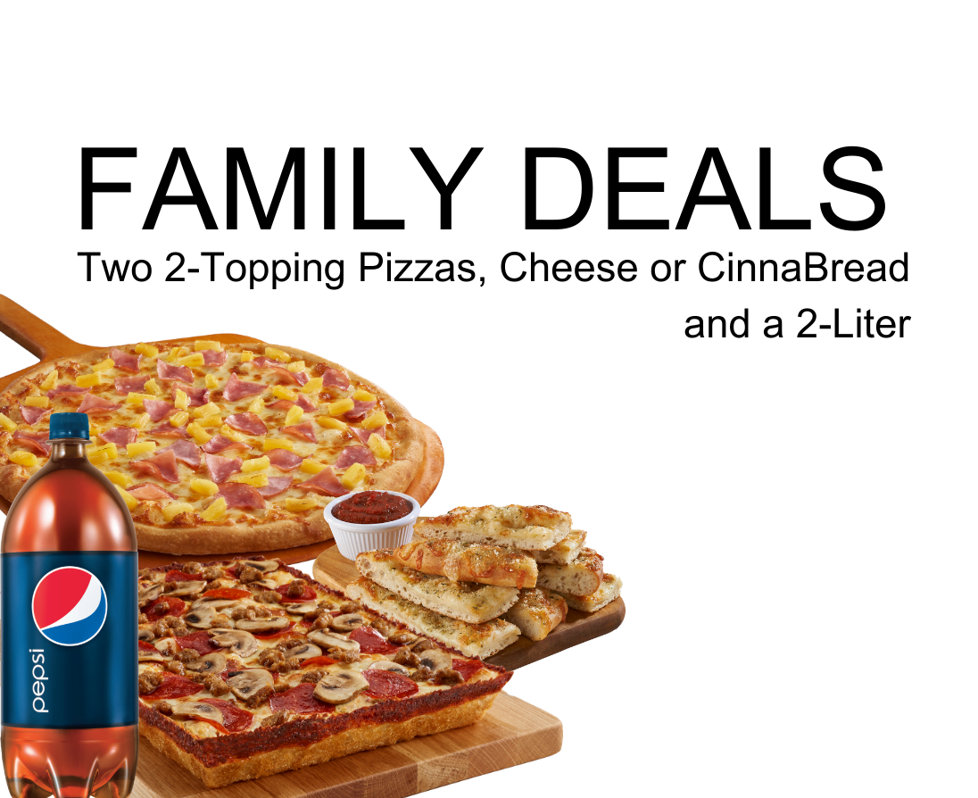 Coupon - Family Deals