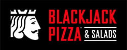 Blackjack Pizza & Salads Logo